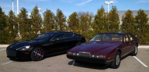 AM-Rapide the Modern, AM-Lagonda the Classic