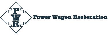 Power Wagon Restoration Logo